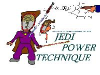 jedi power technique